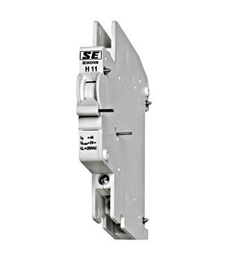 Pomoćni kontakt 5-250V/6A, 1 radni + 1 mirni kontakt