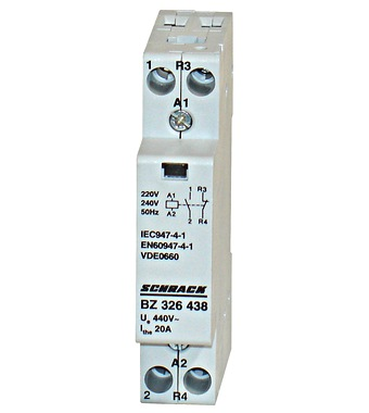 Modular contactor 20a 1no1nc 230vac 1mw online shop schrack modular contactor 20a 1no1nc 230vac 1mw online shop schrack technik international asfbconference2016 Choice Image