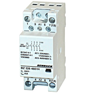 Modular contactor 25a 4no 24vacdc 2mw online shop schrack modular contactor 25a 4no 24vacdc 2mw online shop schrack technik international asfbconference2016 Image collections