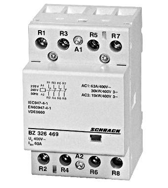 Modular contactor 63a 4nc 230vac 3mw online shop schrack modular contactor 63a 4nc 230vac 3mw online shop schrack technik international asfbconference2016 Choice Image