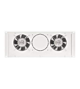 "Krovna vent. jedinica, 2xventilator 35W i termostat, 19"", 4U"
