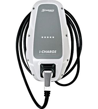 i-CHARGE CION 11kW typ2 kabel, RCMU