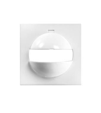 Abdeckung IP20-G55 MD180i/R, PD180i/R, MD/PD180, weiß