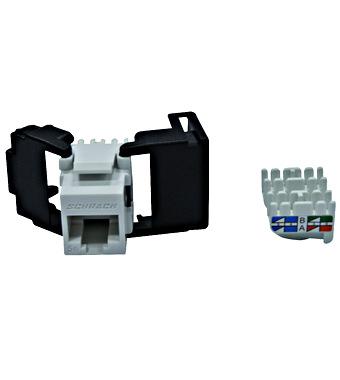 TOOLLESS LINE utični modul RJ45 cat.5e, neoklopljen (SFA)