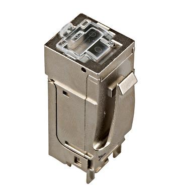 QUICK CONNECT LINE ut. modul RJ45 cat.6a,bez kont.bl.(SFA)