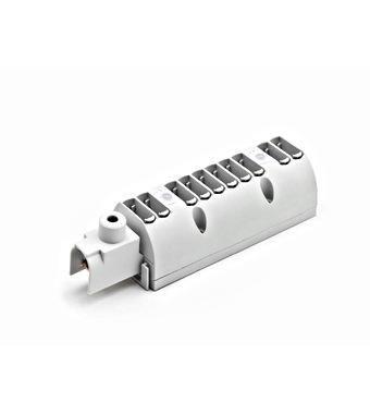 Toolless connection 10-struki za montažu na DIN nosač