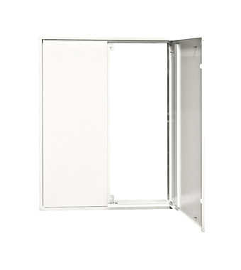 Flush-mounted-frame with door S3 5U-42 - Online Shop - Schrack Technik International  sc 1 st  Schrack : door technik - pezcame.com