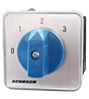 3-Stufen-Schalter Zentralbefestigung, 1-polig, 0-1-2-3 - Online Shop ...