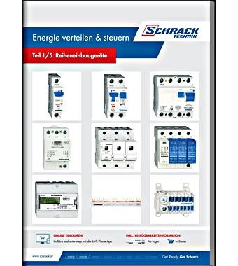Katalog Energie & Industrie Teil 1 – Reiheneinbaugeräte