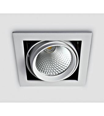 Meva Q LED 20W 3000K 1500lm, IP20, white - Online Shop