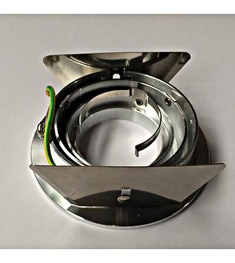 Punto-A/AL MR16 GU10 <50W IP20 bladveren aluminium