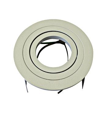Punto-A/AL MR16 GU10 <50W IP20 bladveren WIT