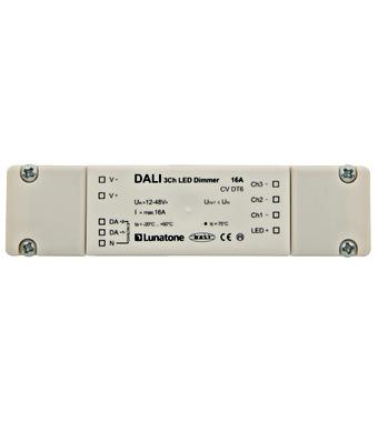 Dimmer DALI PWM RGB LED, 10A, 120W/12V, 240W/24V - Online