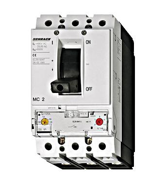 Leistungsschalter Type A, 3-polig, 50kA, 250A - Online Shop ...