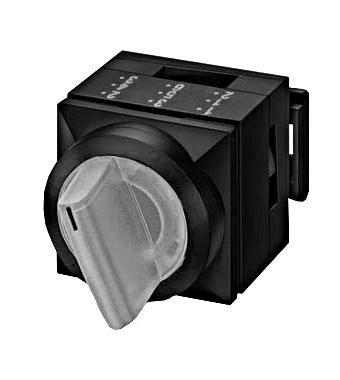 knob illum transparent 2pos 50 latching online shop schrack technik international. Black Bedroom Furniture Sets. Home Design Ideas