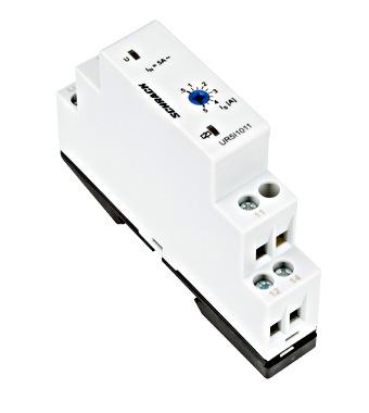 Relej za nadzor struje 0.5 - 5A, 230VAC, 1 fazni, 1 C/O