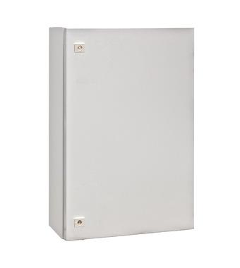 WST Wandkast metaal 1 deur IP65 HxBxD 800x600x210mm