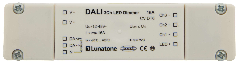 Dimmer DALI PWM RGB LED, 10A, 120W/12V, 240W/24V - Online Shop