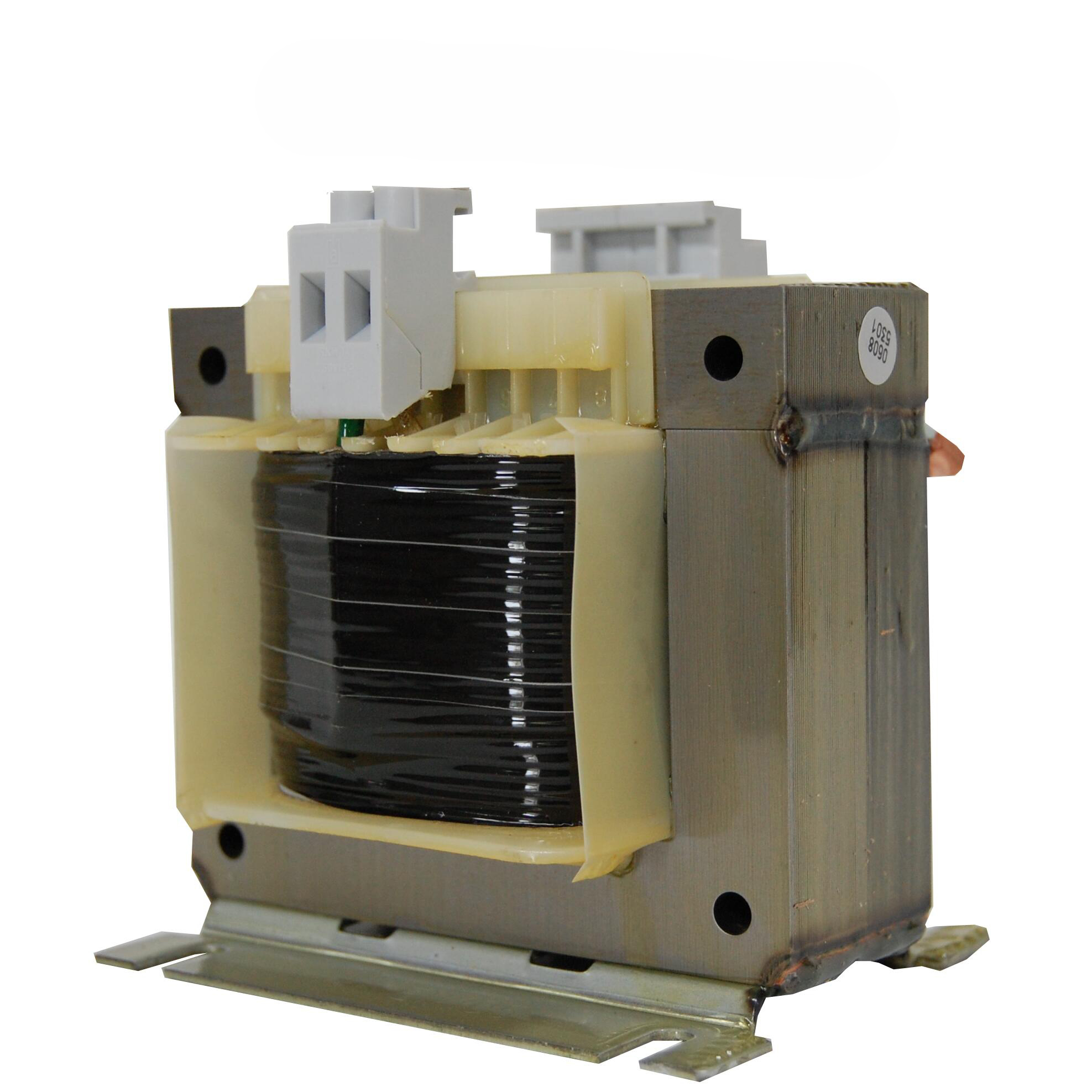 Single Phase Control Transformer 230V/230V, 800VA, IP00