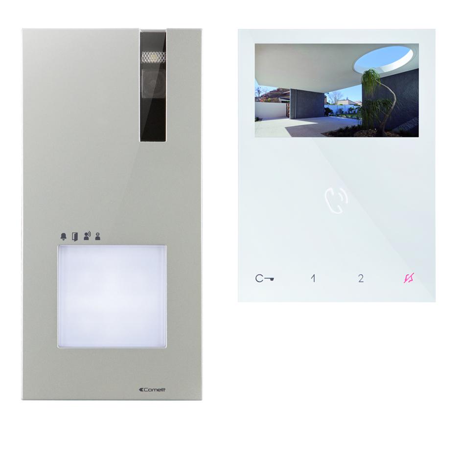 1 4 Families Intercom Kit Quadra Mini Handsfree Online Shop Circuit Diagram Schrack Technik International